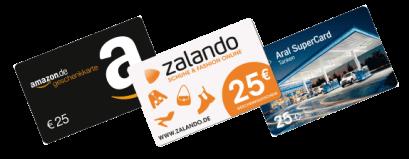 25 Euro Tankgutschein Körner